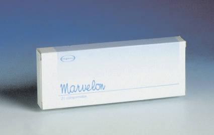 Marvelon 21, comprimate