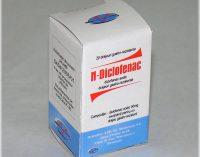 Diclofenac Drajeuri